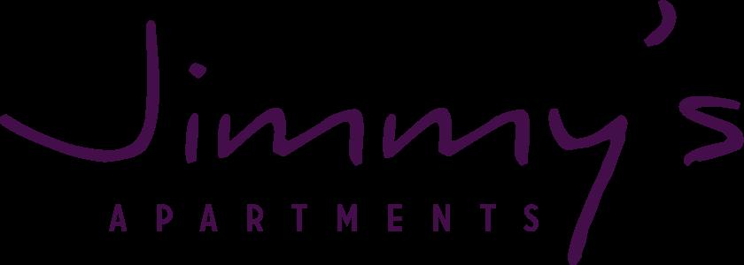 Jimmy's Apartments Signature Logo